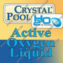 Активный кислород Crystal Pool Active Oxygen Liquid (30л)